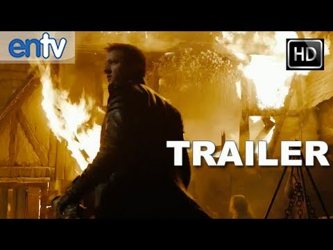 Hansel and Gretel Witch Hunters Official Trailer [HD]: Jeremy Renner & Gemma Arterton