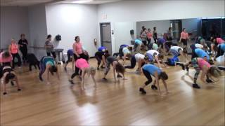 Dance Fit Side to Side