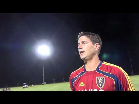 A few questions with Real Salt Lake Assistant Coach Miles Joseph regarding ...