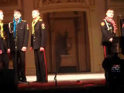 новогодний праздник омского кадетского корпуса 2011г