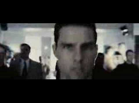 Minority Report Commercials Video