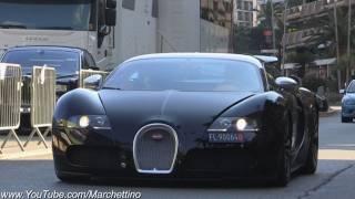 Bugatti Veyron Sang Noir On Road – 1 of 15!
