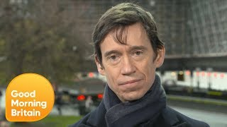 Rory Stewart Will Continue His Campaign to Run for London Mayor | Good Morning Britain