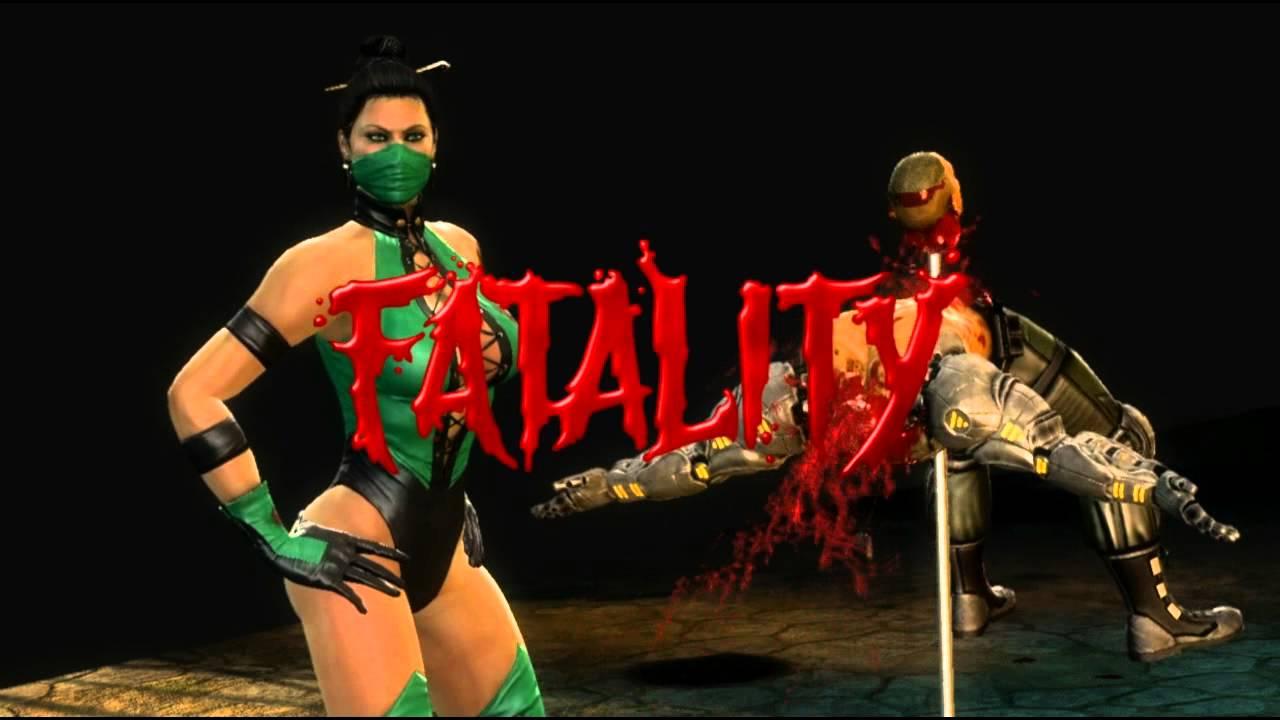 Mortal Kombat Komplete - kirovarhkiv