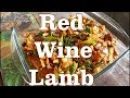 Red Wine Lamb How To Seasoning NEW RECIPE !!