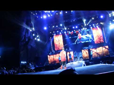 Justin Bieber En Argentina Córdoba Z Festival, One Less Lonely Girl! Video 6. video