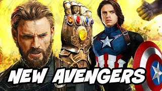 Avengers Infinity War Black Panther Captain America Easter Egg Explained
