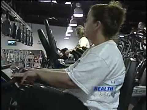 Healthbeat - Women & Heart Disease Exercise