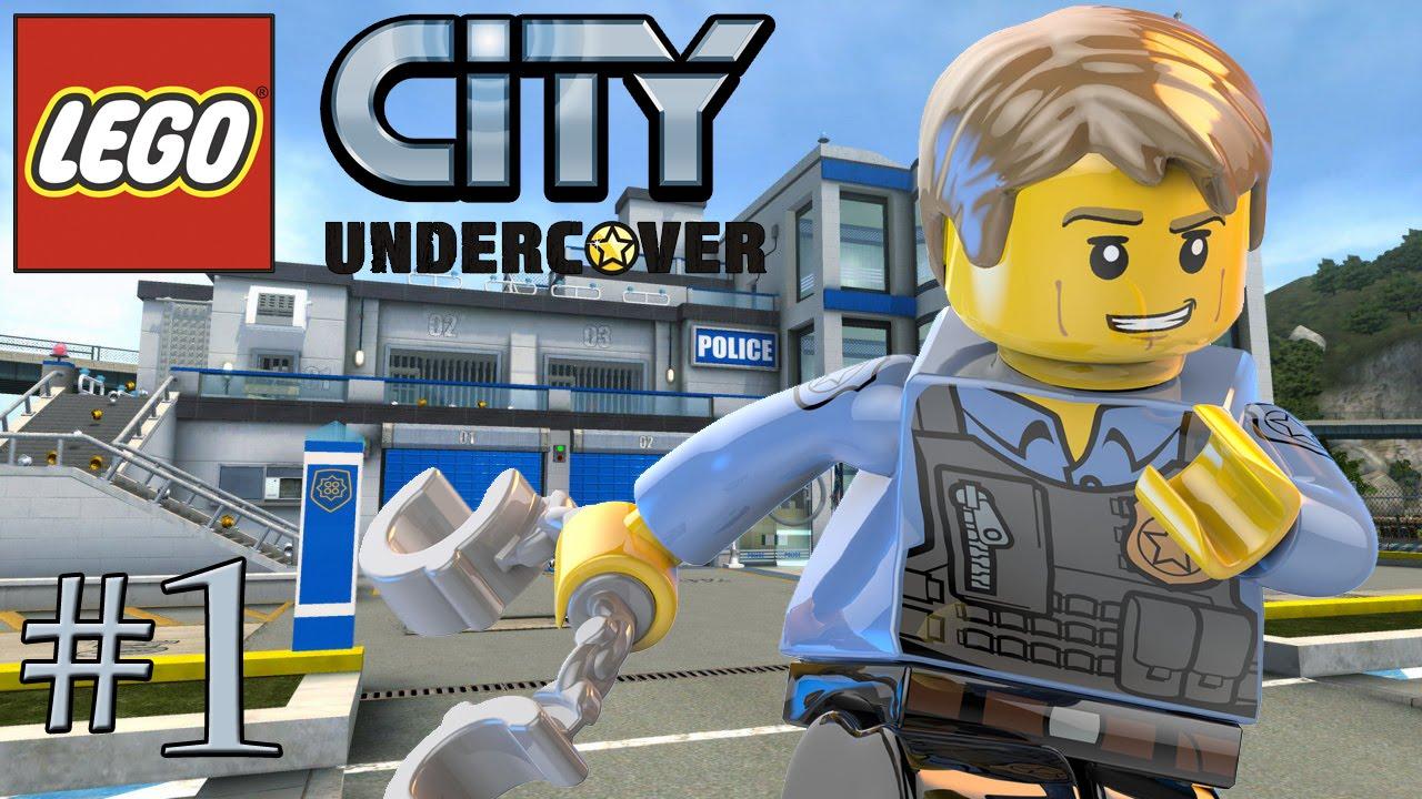 игра lego city undercover дата выхода