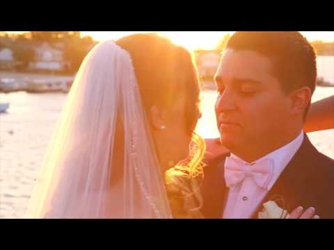 Its Our Productions: Avila Wedding Video: Newport Yacht