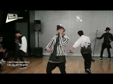 Mix&match - iKON - Mercy (Team Hanbin, Junhoe, Donghyuk,Chanwoo)