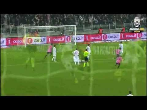 Juventus-Roma 3-0, Tim Cup (24/01/2012) Highlights
