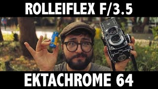 SHOOT FILM: Rolleiflex f/3.5