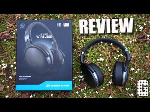 BEST BLUETOOTH BASS? : Sennheiser 4.40BT Wireless REVIEW