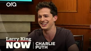 Download Lagu Charlie Puth's Big Reveal: 'I Didn't Know How To Sing Two Years Ago' | Larry King Now | Ora.TV Gratis STAFABAND