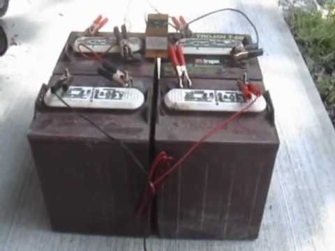 How to Improve Golf Cart Batteries and Extend Them 2x - 3x