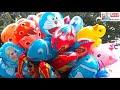 TumHiHo Busyrolana Versi Upin amp Ipin - Banyak Mainan Balon Karakter, Qyla Beli Balon Karakter Upin