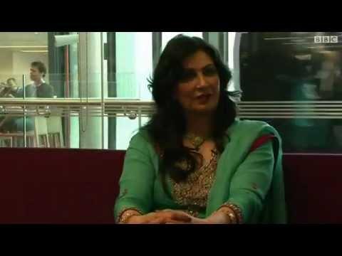 Naghma (Pashto Singer) Latest Interview with BBC Pashto 2012