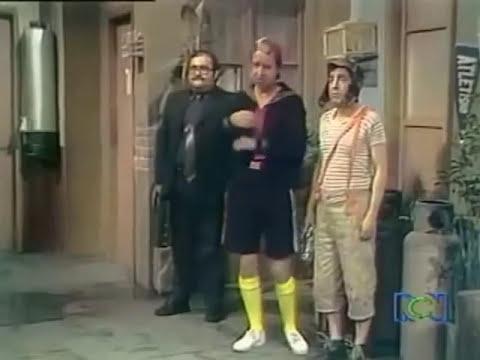 El Chavo del Ocho - Capítulo 114 Parte 1 - La Viruela - 1975
