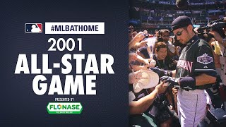 2001 All-Star Game (Seattle) | #MLBAtHome