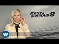 """#WarnerSquad - Cast from """"Fast & Furious 8"""" interviewed by Shade"""