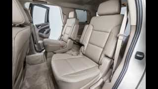 new car Chevrolet Tahoe SUV 2015 review