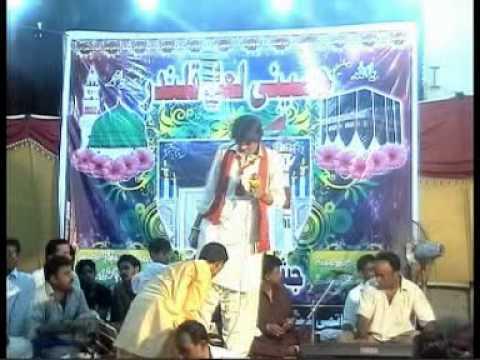 Sham-e-qalander Sukkur.zamin Ali. video
