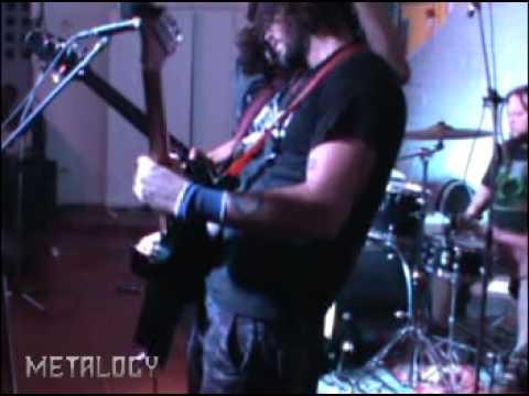 Virus Belico en el Palmar Metalfest 2013