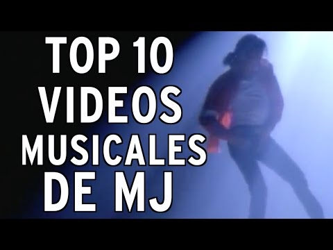 Top 10 Video Musicales de Michael Jackson (Rapidito)