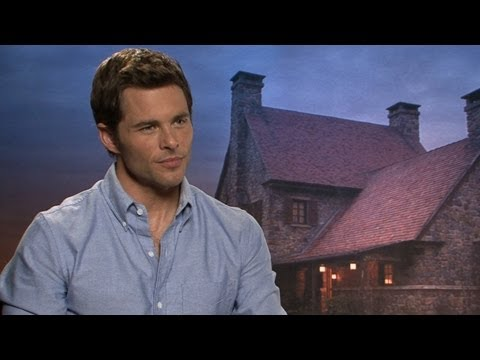 'Straw Dogs' James Marsden Interview