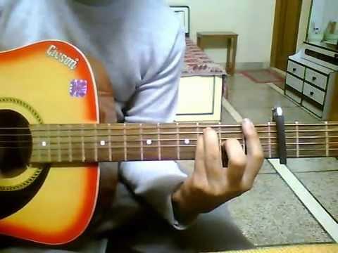 kaisi ye judai hai jannat 2 guitar chords  tutorial