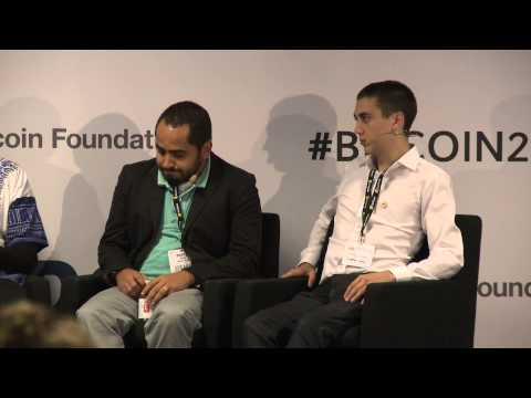 #Bitcoin2014 - Panel: Global Pioneers of Bitcoin