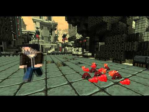 The Fall of Post-Apocalyptic Humanity (A Minecraft Machinima)