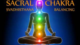 Activating Qi Flow of Sacral Chakra Meditation (Second Chakra)