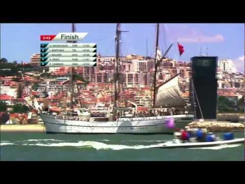 Lisbon Pro-Am Race 2 Live Replay | Volvo Ocean Race 2011-12