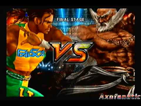 Tekken 5 Story Mode: Eddy Gordo [part 2 Of 2] video