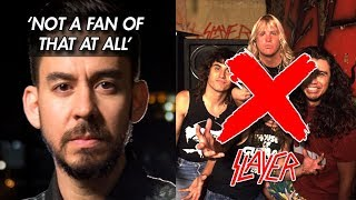 Linkin Park's Mike Shinoda DEEPLY Disagrees With Slayer's Lyrics in 'Angel of Death'