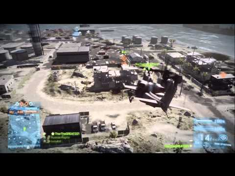 Battlefield 3 - Supersonic