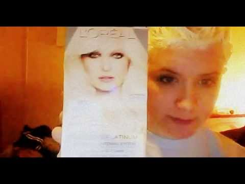 Bleach Blonde Experience With Loreal Feria