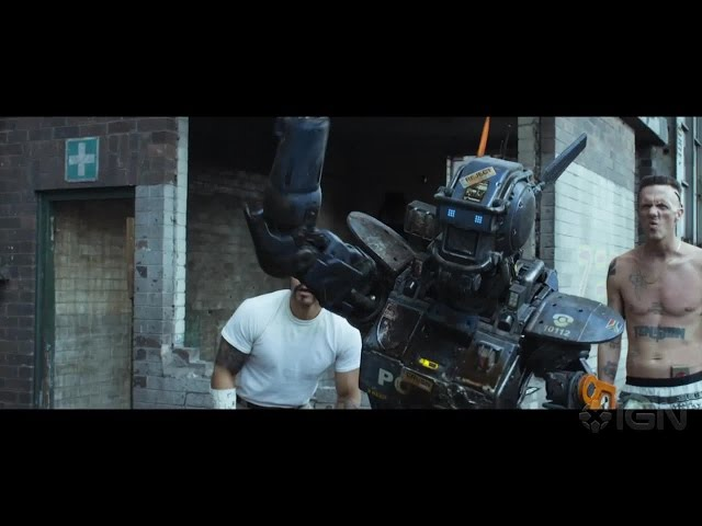 "Chappie - ""Real Gangsters"" Clip"