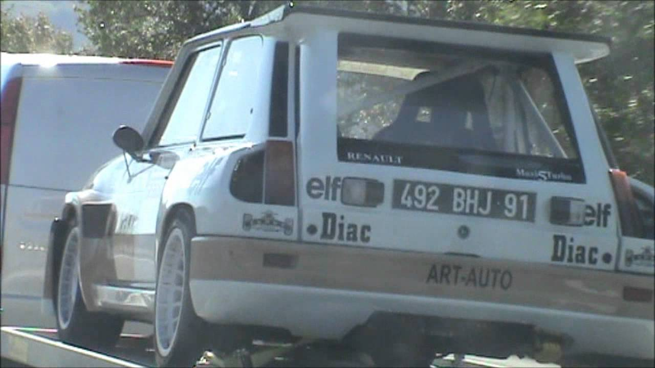 renault sport r5 turbo 2 maxi 1986 fia wrc groupe b championnat du monde des rallyes youtube. Black Bedroom Furniture Sets. Home Design Ideas