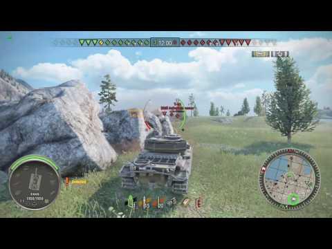 World of Tanks Xbox one Centurion Action X