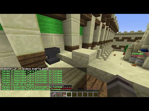 Minecraft - ¡BUSCAR y DESTRUIR! #2