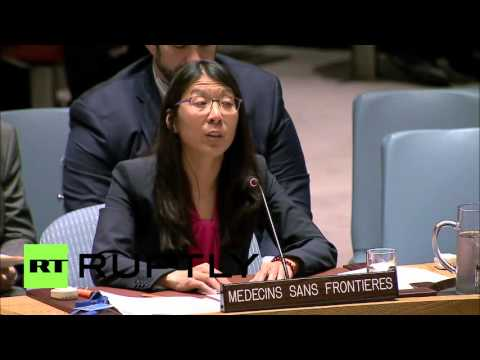UN: Security Council adopts resolution condemning attacks on hospitals