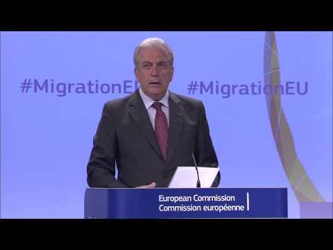 European Agenda on Migration: Dimitris AVRAMOPOULOS