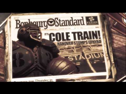 Gears of War 3 - Cole Trains Moment In the Past [Hanover]