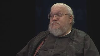 George R. R. Martin on the Reality of War