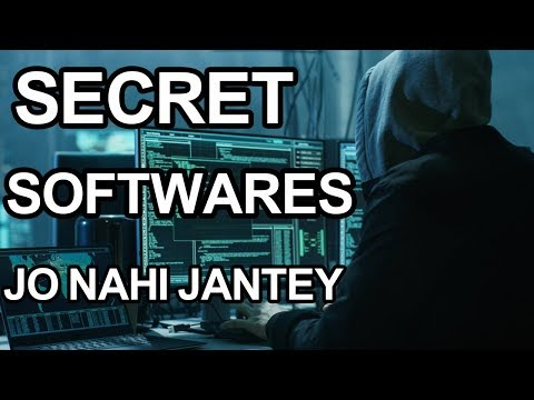 Computer Secret cool Softwares Must Try Hindi