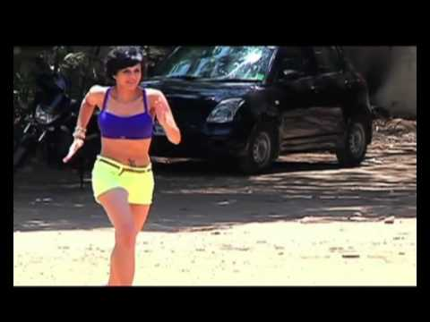 Mandira Bedi hot and Sexy Photoshoot for Women's Health Magazine-flaunting a toned body and Tattoo