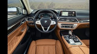 2019 BMW 7 Series Facelift - Interior Design